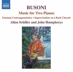 Busoni Music for two pianos