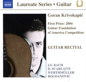 Goran Krivokapić: Récital de guitare