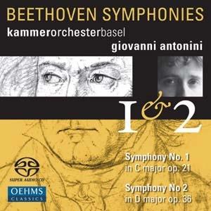 Beethoven par Antonini: une demi-paire de gifles
