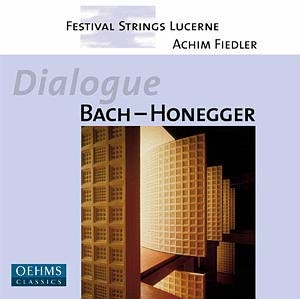 Dialogue Bach, Honegger