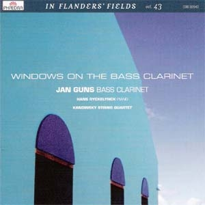 Jan Guns: Windows on the bass clarinet