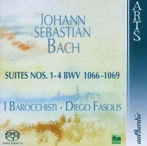 Diego Fasolis dirige Bach