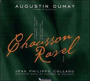 Poème Tzigane Augustin Dumay et l'ORCW