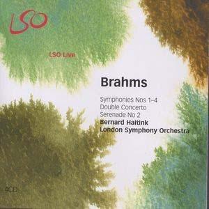 Haitink dirige Brahms: une référence moderne
