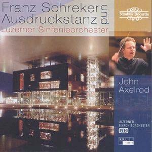 Franz Schreker Luxe et volupté