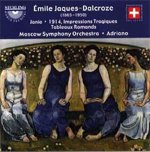 La musique inconnue de Emile Jaques-Dalcroze
