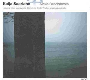 L'œuvre pour violoncelle de Kaija Saariaho