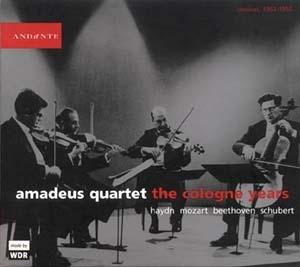 Amadeus Quartet,  La montagne sacrée