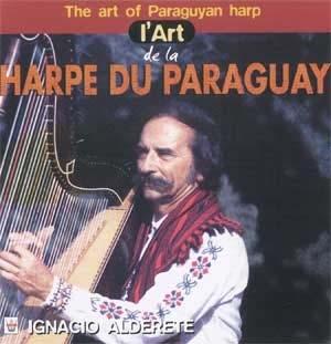 L'Art de ... La harpe du Paraguay