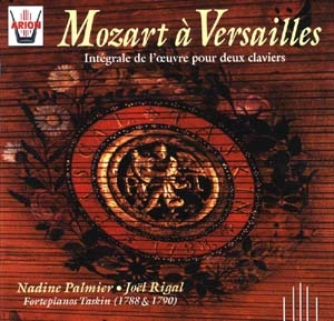 Mozart à Versailles