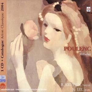 Kruysen chante Poulenc