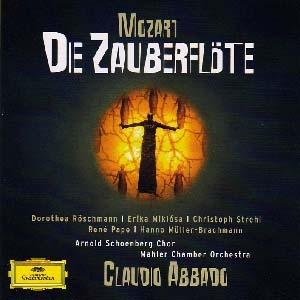 La Flûte enchantée: sublime Abbado!