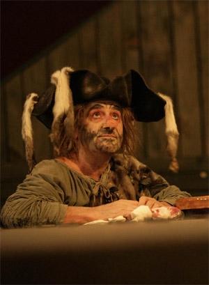 Commedia dell'arte shakespearo-rabelaisienne