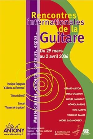 Les différentes facettes de la guitare