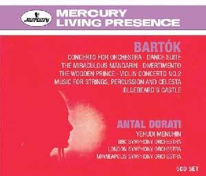 Antal Doráti dirige Béla Bartók: une référence absolue