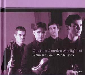 Quatuor Amadeo Modigliani, « Le Joueur de violoncelle » se met en quatre