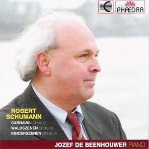 Jozef de Beenhouwer joue Robert Schumann tellement humain