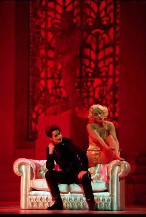 Poppea Lolita, ou Anne-Catherine Gillet met Néron dans tous ses états