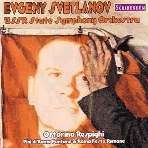 Colossal: Svetlanov dirige Respighi