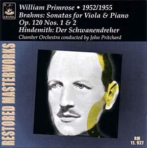 William Primrose Altoplano!