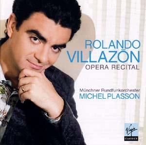 Rolando Villazon, récital récité