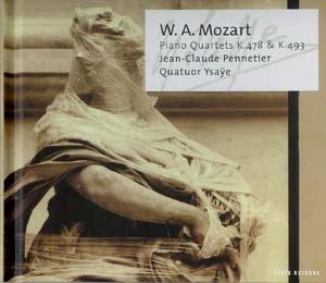 Mozart: Quatuors avec piano