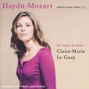 Haydn-Mozart « de l'aurore au zénith »