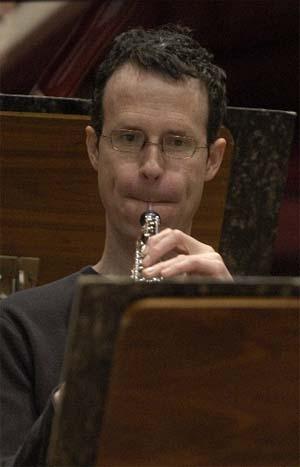 La pianiste qui murmurait à l'oreille du hautbois