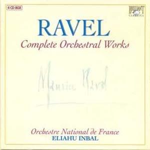 Intégrale pour orchestre de Maurice Ravel