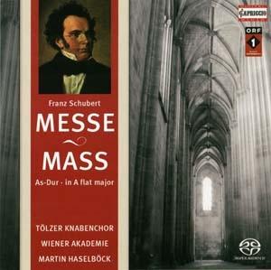 Un beau son et du beau monde pour la messe de Schubert