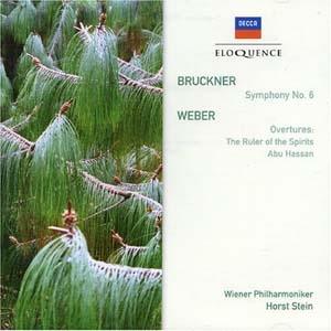Horst Stein, dans la moyenne pour la VIe de Bruckner
