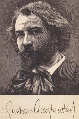 Gustave Charpentier Net Worth