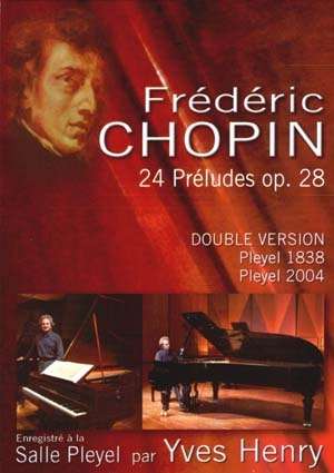 Une autre histoire d'amour, Frédéric Chopin et le piano Pleyel