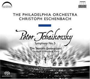 Christoph Eschenbach Pour l'amour du son de Tchaikovsky