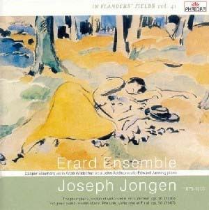 Un double hommage à Joseph Jongen et aux pianos Érard