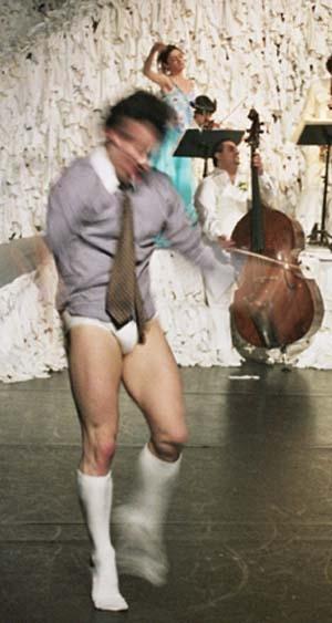 Monteverdi chez les contorsionnistes
