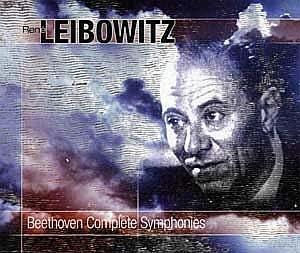 René Leibowitz,  Beethoven par la voie express