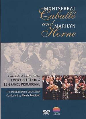 Montserrat Caballé et Marilyn Horne: magie des voix et pompe à fric