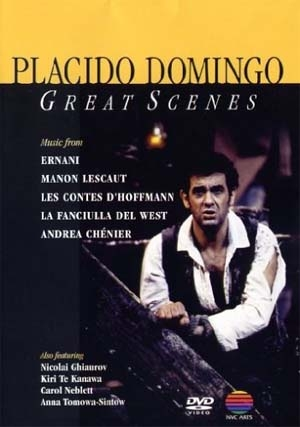 Placido Domingo. Great Scenes