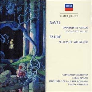 Deux couples célèbres de la littérature musicale française