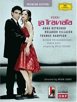 Traviata,  rien que pour les oreilles et les yeux …