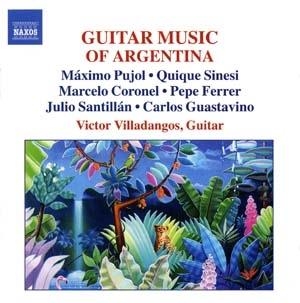 Musique d'Argentine pour guitare, vol.2