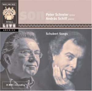 Schubert Les mots et la voix