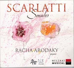 Scarlatti romantique par Racha Arodaky