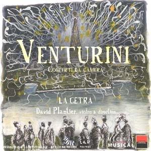 Venturini, subtil et savant mélange de styles