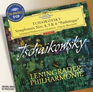 Tchaïkovsky par Mravinsky