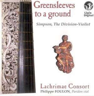 A livre ouvert... Lachrimae Consort