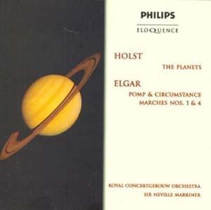 Gustav Holst et Edward Elgar