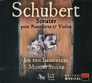 Eclats de jeunesse: Sonates pour Pianoforte et Violon