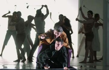 Don Giovanni, l'envie d'être ailleurs